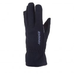 Lyžiarske rukavice ZIENER INRENT GWS TOUCH - black