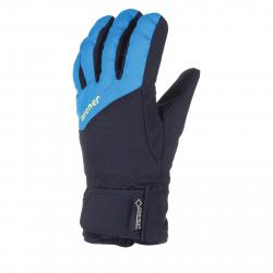 Juniorské lyžiarske rukavice ZIENER LAXI GTX(R) - persian blue