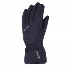 Juniorské lyžiarske rukavice ZIENER LAXI GTX(R) - black