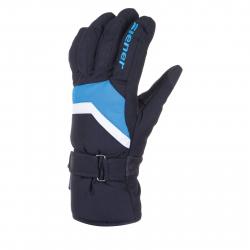 7da3b8efae2 Pánské lyžařské rukavice ZIENER IMP 18 - 1410 - black.persian blue