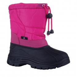 1be94d08146e Dievčenská zimná obuv vysoká JUNIOR LEAGUE-Kisa violet