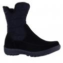 Dámska zimná obuv vysoká SOFT DREAMS-Avata black -