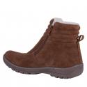 Dámska zimná obuv stredná SOFT DREAMS-Avara brown -