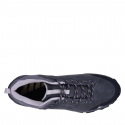 Pánska turistická obuv nízka BERG OUTDOOR-BONASUS MN BR OD FORGED IRON -