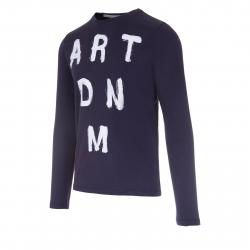 Pánske tričko s dlhým rukávom RICA LEWIS-TSHIRT ART D. JARVIS