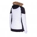 Dámska lyžiarska bunda BLIZZARD Viva Jacket Cortina, black/white/copper -