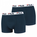 Pánske boxerky FILA-FU5016 BOXERS 2-PACK 321-Blue dark -