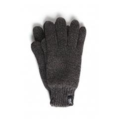 HEAT HOLDERS-Pánske rukavice šedá