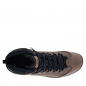Pánska turistická obuv vysoká BERG OUTDOOR-MUSKOX 2.0 DARK EARTH -