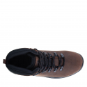 Dámska turistická obuv vysoká BERG OUTDOOR-KOUPREY DARK EARTH -