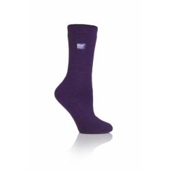 Dámske ponožky HEAT HOLDERS-Dámske ponožky LITE Purple