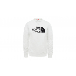 Pánska mikina s kapucňou THE NORTH FACE-M DREW PEAK CREW TNF WHITE