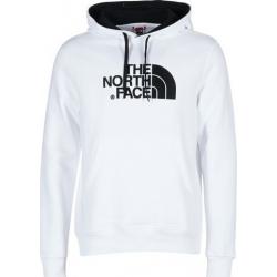 Mikina s kapucňou THE NORTH FACE-M Drew Peak PUL HD TNF WHI/TNF BLACK