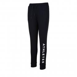 Dámske tréningové nohavice ANTA-Knit Track Pants-q418-WOMEN-Black1