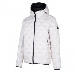 Pánska tréningová bunda ANTA-Down Jacket-q418-MEN-Grey