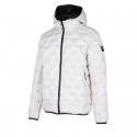 Pánska tréningová bunda ANTA-Down Jacket-q418-MEN-Grey -