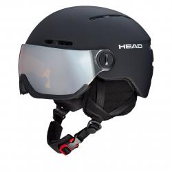 Lyžiarska prilba so štítom HEAD-Knight