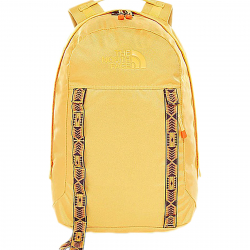 Ruksak THE NORTH FACE-LINEAGE PACK YELLOW/TNF YELLOW
