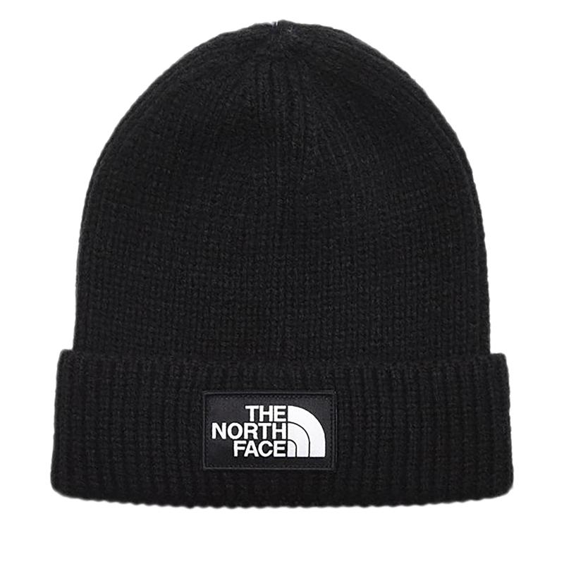 Čiapka THE NORTH FACE-TNF LOGO BOX CUFF BE TNF BLACK ...  Čiapka THE NOR...