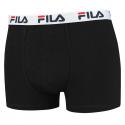 Pánske boxerky FILA-FU5016 BOXERS 2-PACK 200-Black -