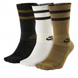 Ponožky NIKE-Nike SB 3PPK CREW SOCKS