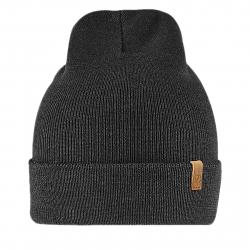 Zimná čiapka FJALLRAVEN-Classic Knit Hat / Classic Knit Hat black