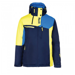 Pánska lyžiarska bunda AUTHORITY-RANDALL dk blue