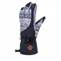 Lyžiarske rukavice AUTHORITY-GARLEA grey