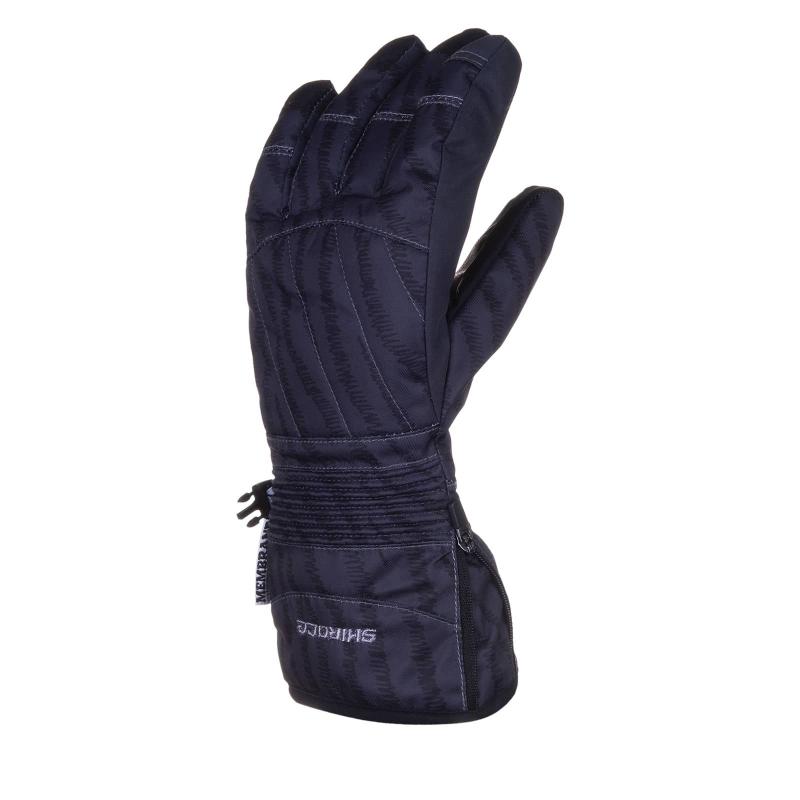 Lyžiarske rukavice AUTHORITY-GARLEANA black -
