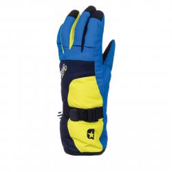 Lyžiarske rukavice AUTHORITY-GLOLEMNY neon