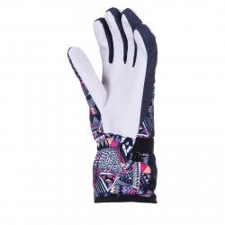 Lyžiarske rukavice AUTHORITY-GLOLEMNY violet