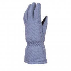 Lyžiarske rukavice AUTHORITY-GLYANA lt grey