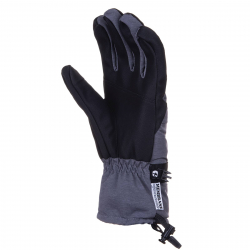 Lyžiarske rukavice AUTHORITY-GOLOR grey