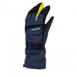 Lyžiarske rukavice AUTHORITY-GOLROMY neon