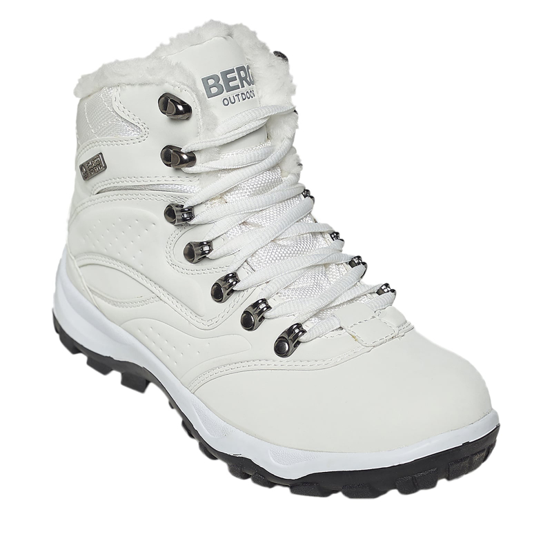 5228970be5295 Dámska zimná obuv stredná BERG OUTDOOR-LARA Blanco | EXIsport Eshop