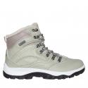 Dámska zimná obuv stredná BERG OUTDOOR-LARA Beige -