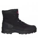 Pánska zimná obuv vysoká BERG OUTDOOR-Ewerett black -