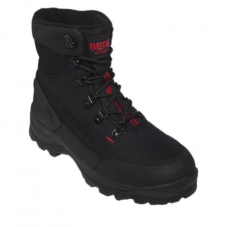 Pánska zimná obuv vysoká BERG OUTDOOR-Ewerett black