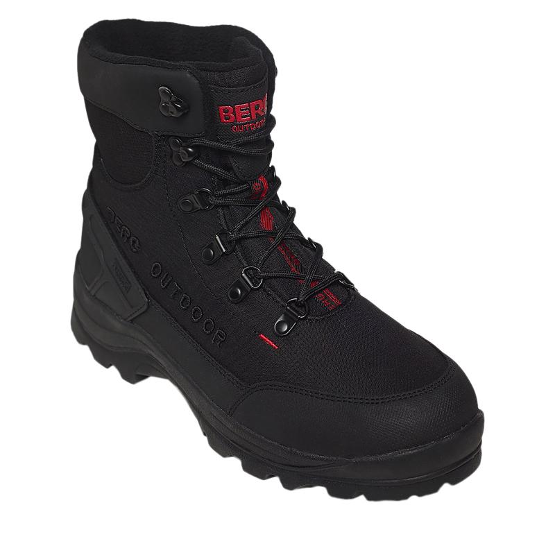 137d4c47e6d Pánska zimná obuv vysoká BERG OUTDOOR-Ewerett black