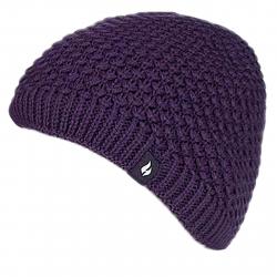 Dámska zimná čiapka HEAT HOLDERS-Dámska čiapka NORA fialová