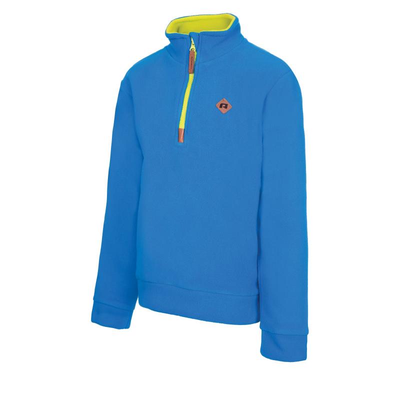 a90deec95056 Chlapčenská lyžiarska flisová mikina AUTHORITY-FEXINO B blue ...