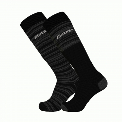 Ponožky EISBÄR EISBAR SKI COMFORT 2 PACK BLACK/GREY