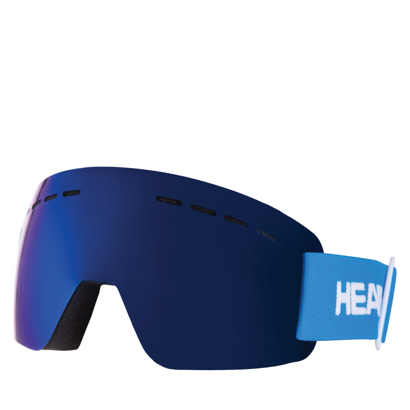 Lyžiarske okuliare HEAD-Solar FMR blue - b1e89f058fe