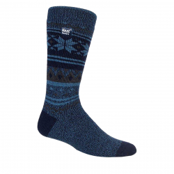 Pánske ponožky HEAT HOLDERS-Pánske ponožky LITE fashion Halkyn jeans
