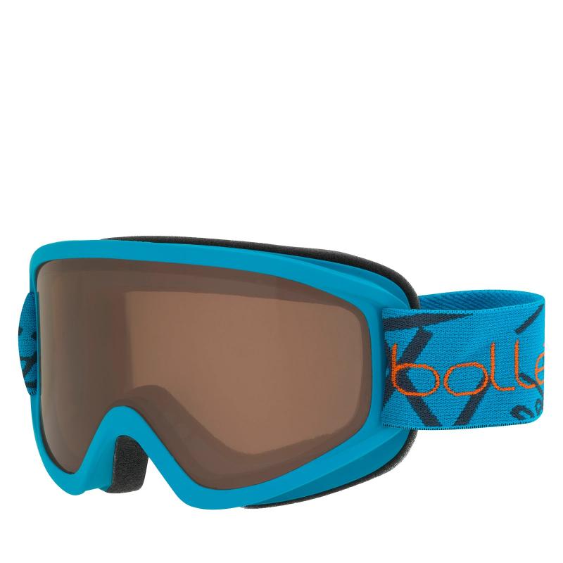 0bb5b3a07 Lyžiarske okuliare BOLLE FREEZE - MATTE BLUE / BRONZE | EXIsport Eshop