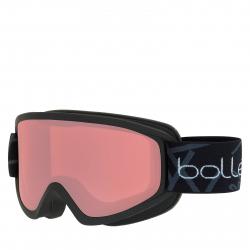 Lyžiarske okuliare BOLLE-FREEZE - MATTE BLACK / VERMILLON