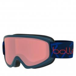 fcfe3cce3 Lyžiarske okuliare BOLLE FREEZE - MATTE NAVY / VERMILLON