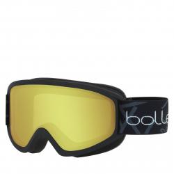 b10db9137 Lyžiarske okuliare BOLLE FREEZE - MATTE BLACK / LEMON