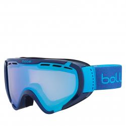 f37d65e23 Lyžiarske okuliare BOLLE EXPLORER - SHINY BLUE BRUSH / AURORA