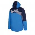 Pánska lyžiarska bunda AUTHORITY-RANDALL blue -